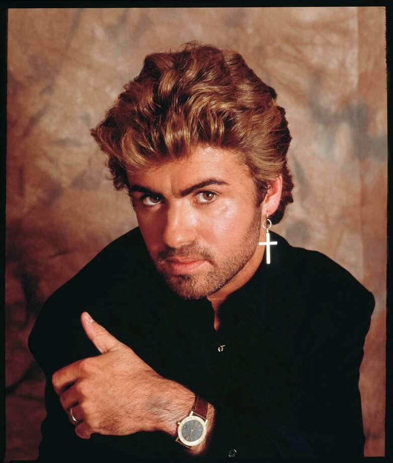 "Many US stations refused to play George Michael's ""I Want Your Sex,"" which was also banned by the BBC. Photo: Michael Putland, Getty Images / 1987 Michael Putland"