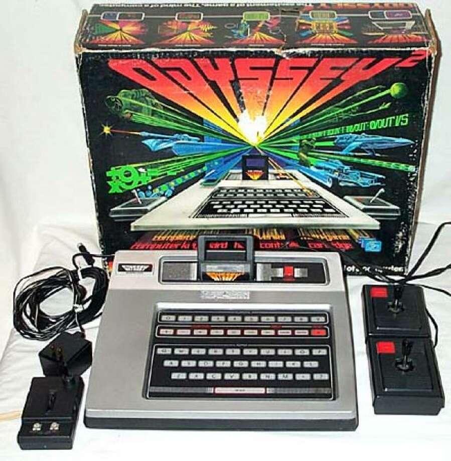 1978: Magnavox Odyssey 2.