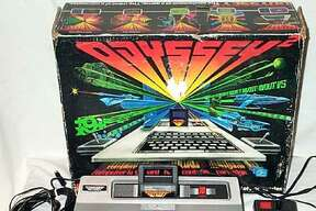1978: The Magnavox Odyssey 2.