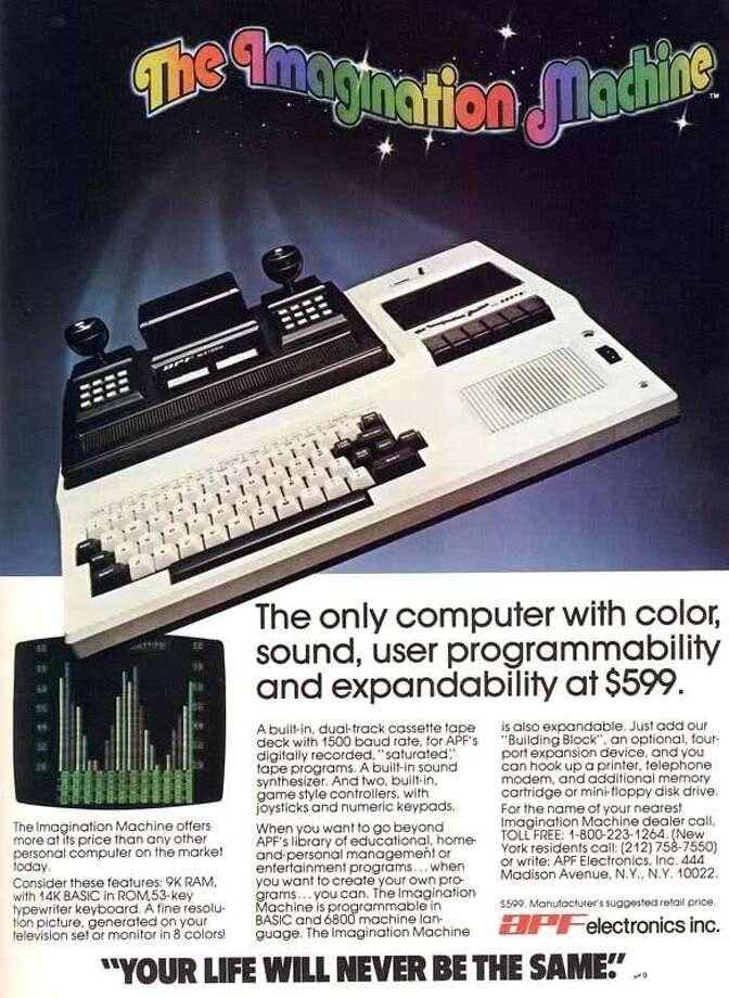 1979: APF Imagination Machine from APF Electronics