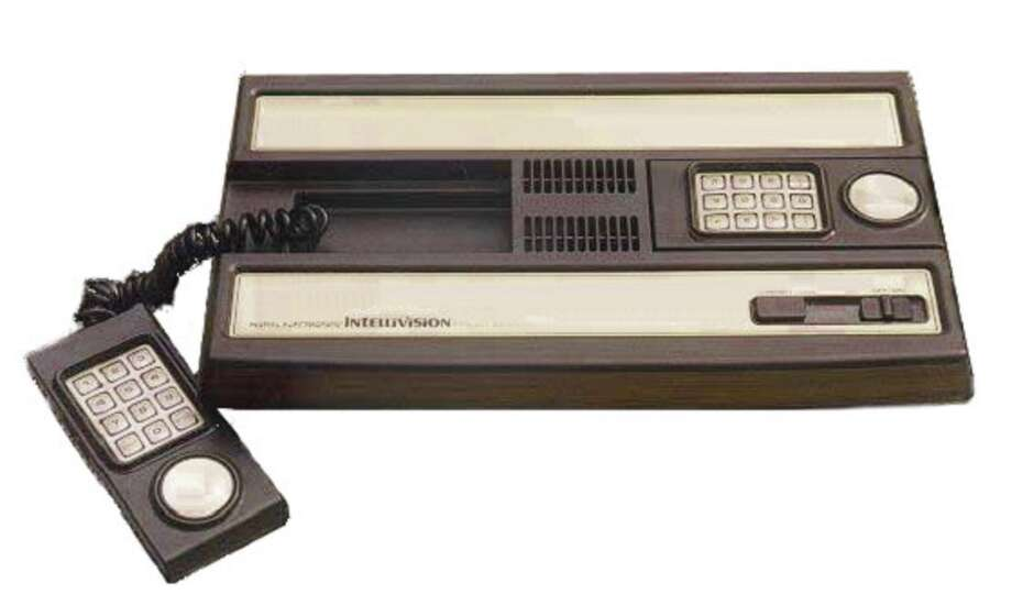 1979: The Intellivision from Mattel