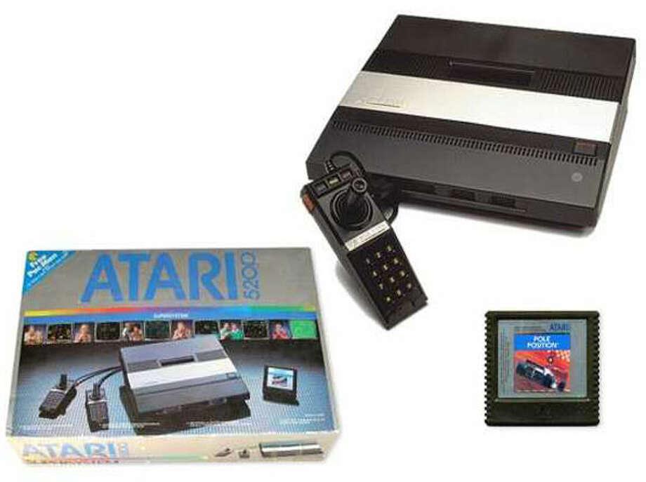 1982: Atari 5200.