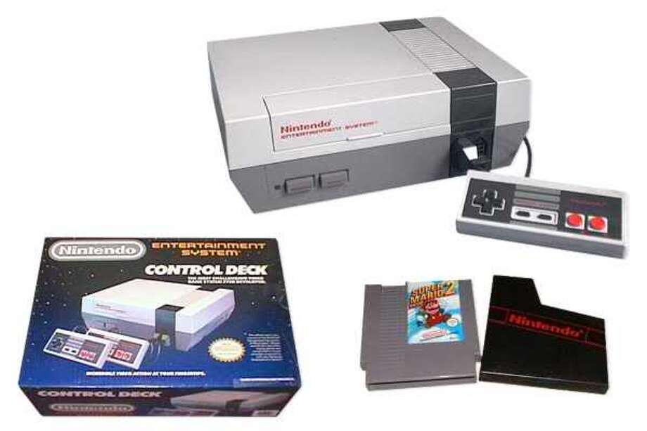 1984: Nintendo Entertainment System.