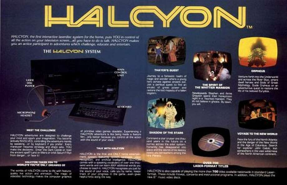 1985: Halcyon from RDI Video Systems.