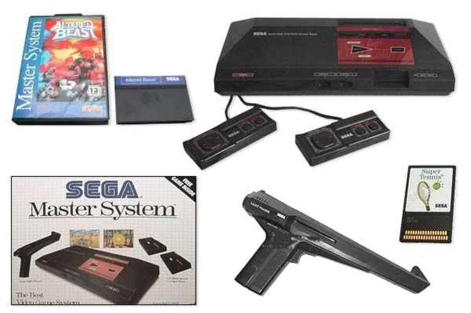 1985: Sega Master system.