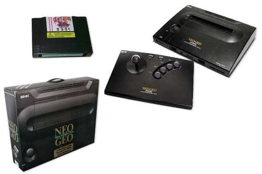 1990: Neo Geo from the SNK Co.