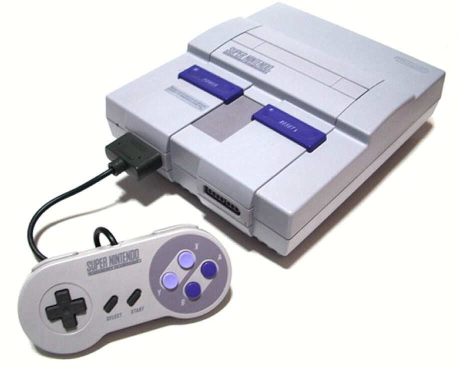 1991: Super Nintendo Entertainment System