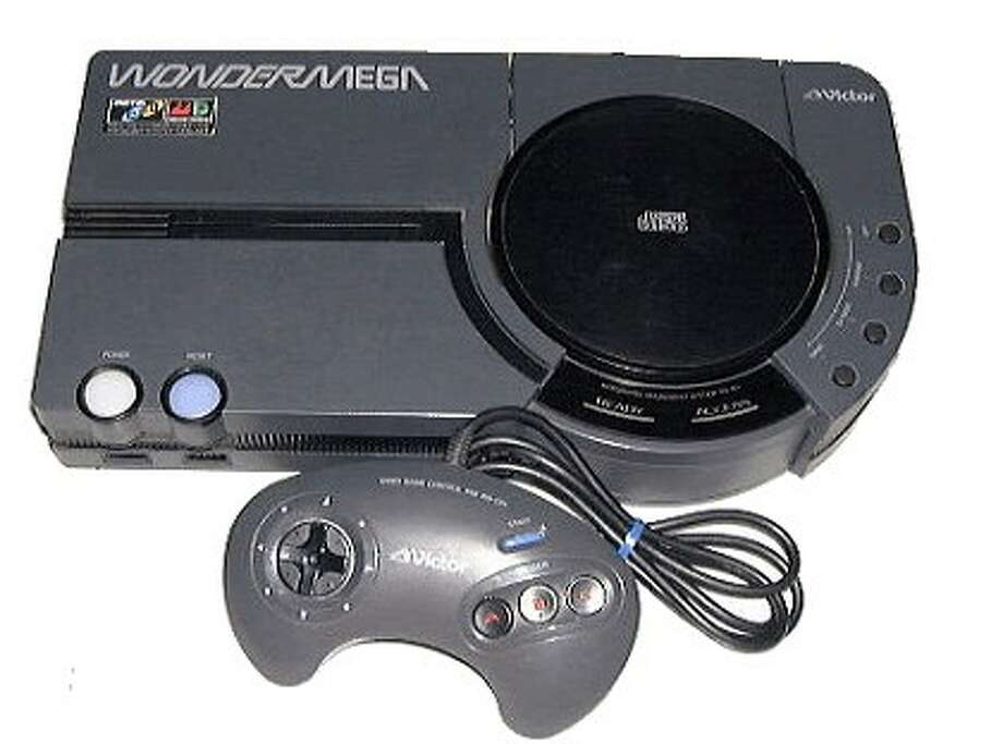 1992: JVC Victor Wondermega a.k.a. the X-EYE.