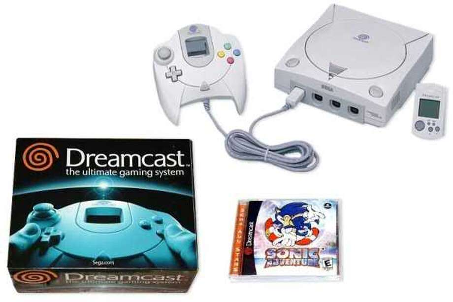 1998: The Sega Dreamcast.
