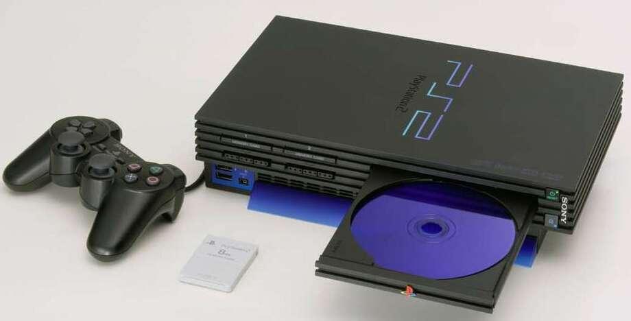 2000: Sony's PlayStation 2.