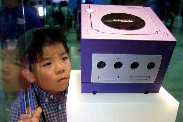 2000: The Nintendo GameCube.