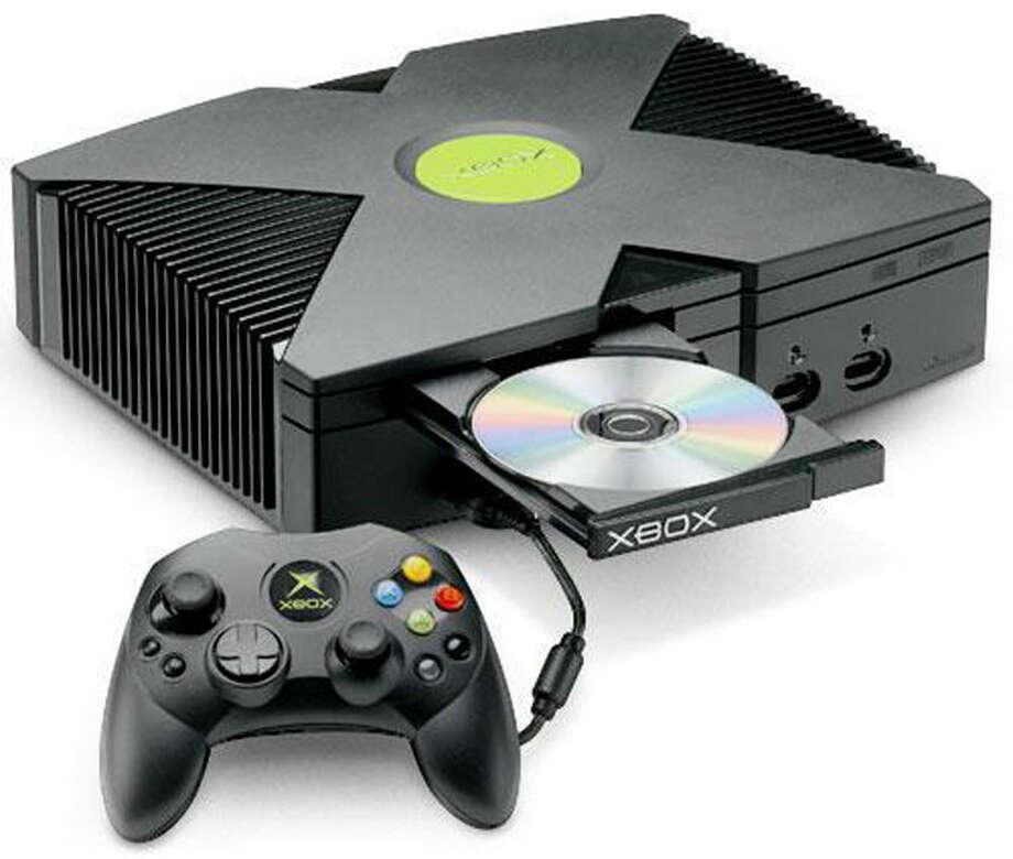 2001: Microsoft's Xbox.