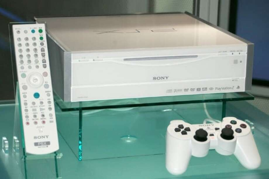 2003: Sony's PSX, or PlayStation X.