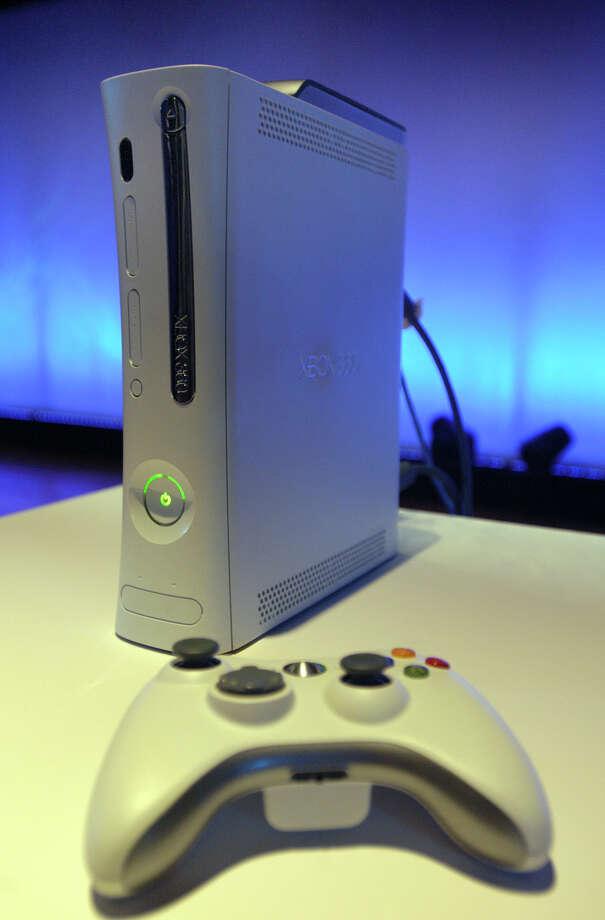 2005: Microsoft's Xbox 360. Photo: JOHN SMOCK, AP / AP