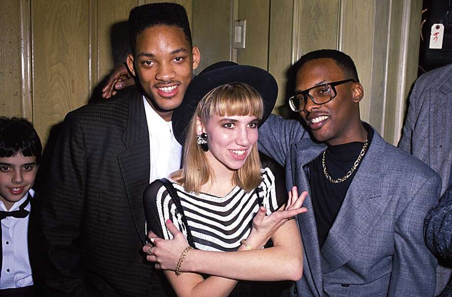 Will Smith, Debbie Gibson & DJ Jazzy Jeff Photo: Jeff Kravitz, FilmMagic / FilmMagic, Inc