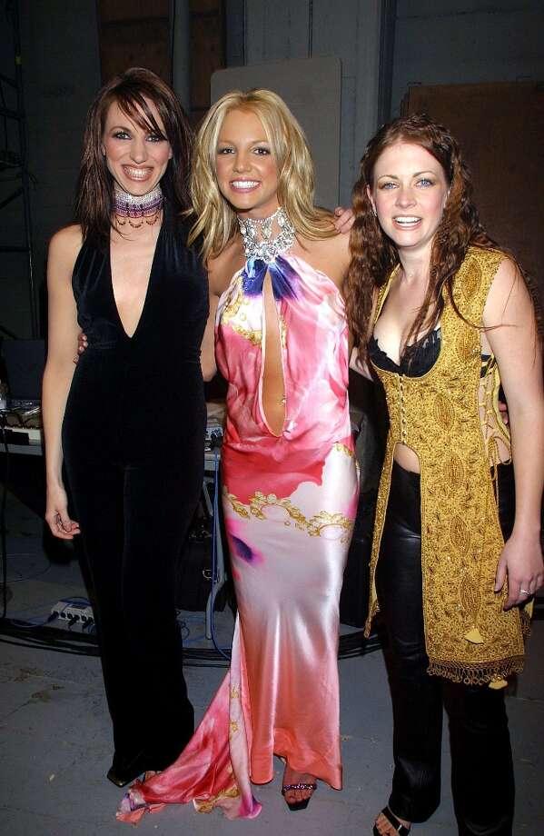 Deborah Gibson, Britney Spears and Melissa Joan Hart Photo: KMazur, WireImage / WireImage
