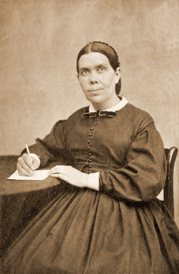 Ellen White, pictured in 1864, was a founding prophet of the Seventh-day Adventist Church. While keeping watch for Jesus, Adventists turned an eye to earthly time, setting Saturday as their Sabbath and preaching the value of healthy living. Photo: HO / ELLEN G. WHITE ESTATE