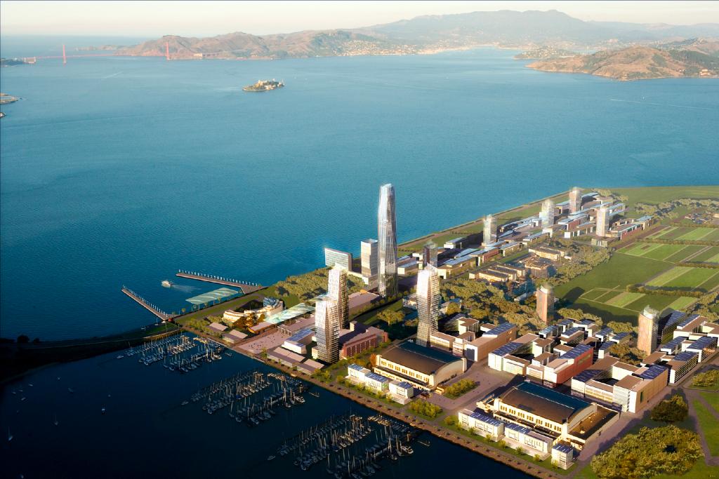 Court shuns opponents of big Treasure Island development