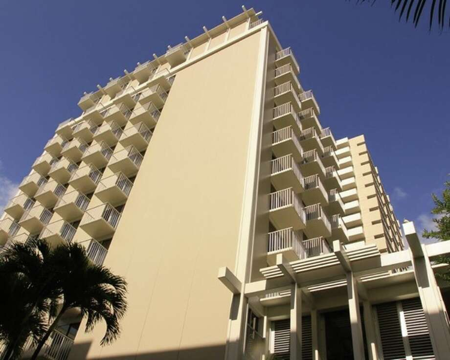 Joie de Vivre\'s newest Waikiki property, the Shoreline Hotel Waikiki, was known as the Seaside when previous owner United Airlines operated it for crew, employees and their guests.