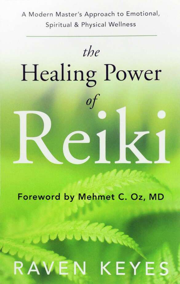 "Reiki master Raven Keyes will sign copies of her new book, ""The Healing Power of Reiki,"" at Barnes & Noble, 15 Backus Ave. in Danbury, Sunday, April 21, at 2 p.m. Photo: Contributed Photo / The News-Times Contributed"