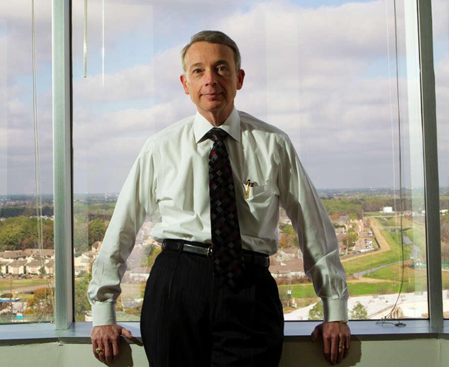 Charles D. Davidson, Noble Energy CEOBase salary: $1.1 millionTotal compensation: $12.2 million Photo: Brett Coomer, Houston Chronicle / Houston Chronicle
