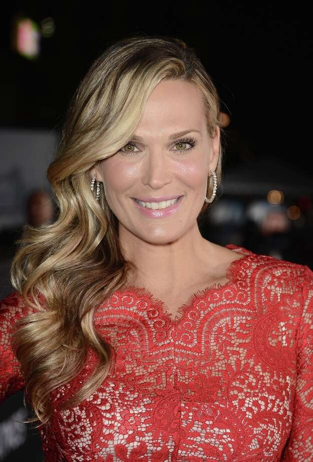 Actress Molly Sims is about to turn 40 in May. (Photo by Kevin Winter/Getty Images) Photo: Kevin Winter, Getty Images / 2013 Getty Images