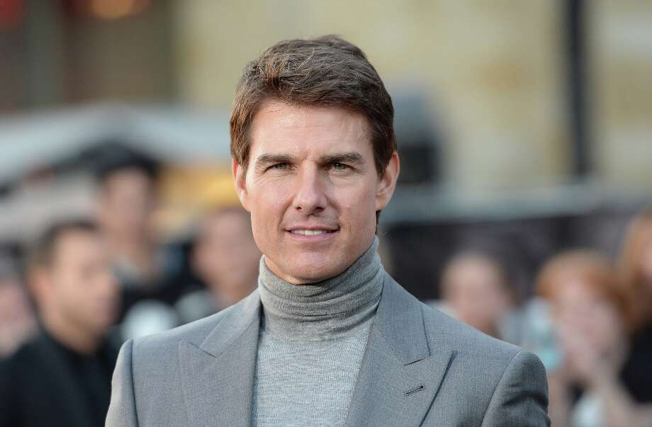 Actor Tom Cruise (Photo by Jason Merritt/Getty Images) Photo: Jason Merritt, Getty Images / 2013 Getty Images
