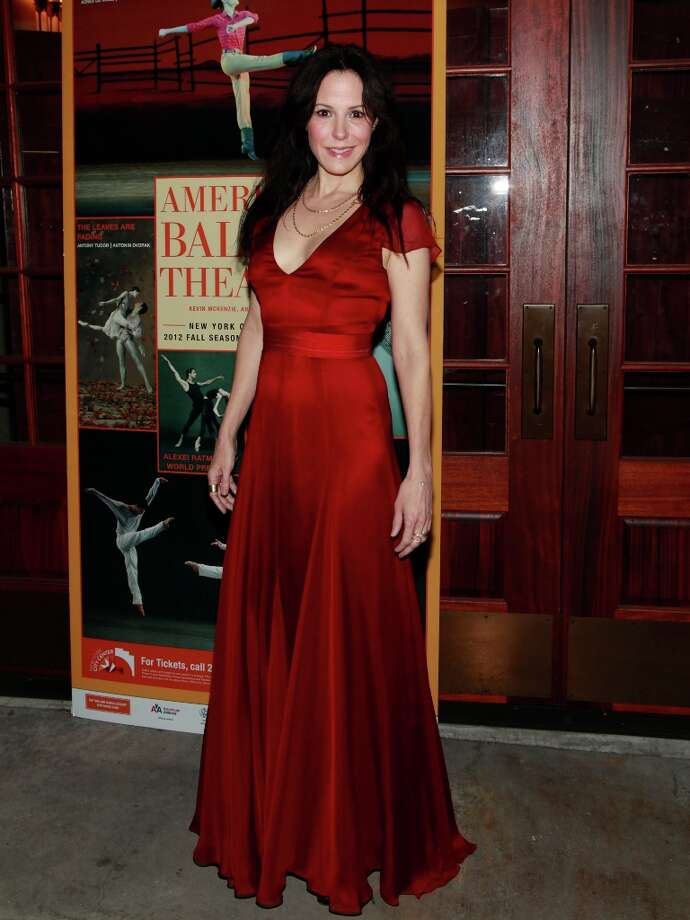Actress Mary Louise Parker.  (Photo by Charles Eshelman/FilmMagic) Photo: Charles Eshelman, FilmMagic / 2012 Charles Eshelman