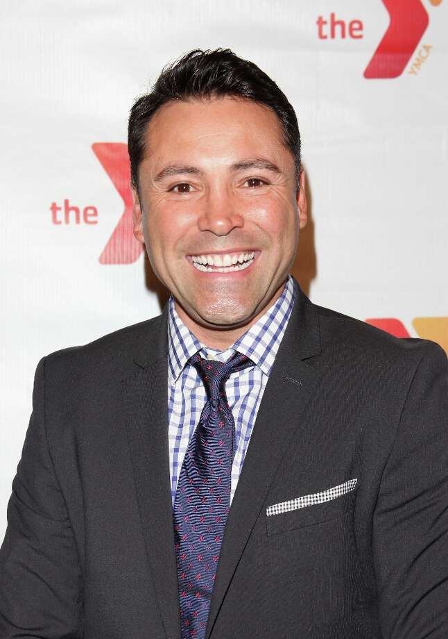 Professional boxer Oscar De La Hoya. (Photo by James Lemke Jr/WireImage) Photo: James Lemke Jr, WireImage / 2012 James Lemke Jr