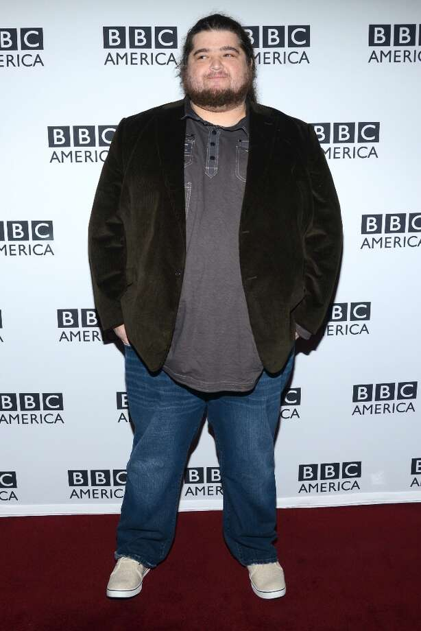 "Jorge Garcia portrayed Apple co-founder Steve Wozniak in ""iSteve."" Photo: Araya Diaz, FilmMagic / 2013 Araya Diaz"