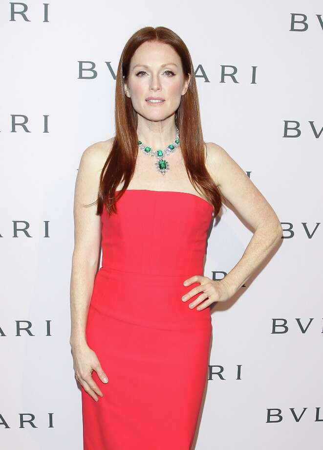 Actress Julianne Moore  (Photo by JB Lacroix/WireImage) Photo: JB Lacroix, WireImage / 2013 JB Lacroix