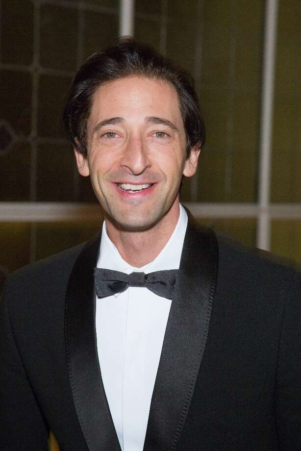 Actor Adrien Brody. Photo: Victor Boyko, WireImage / 2013 Victor Boyko