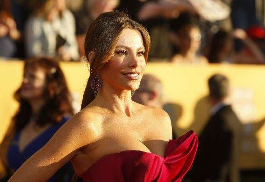Actress Sofia Vergara Photo: Al Seib/Los Angeles Times/MCT