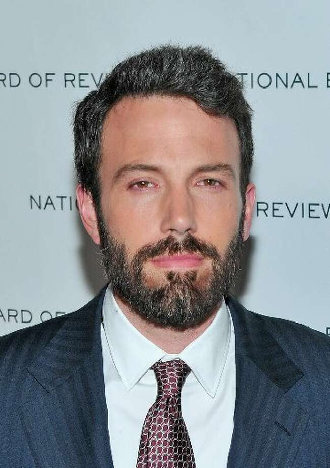 Actor Ben Affleck Photo: Mike Coppola/Getty Images