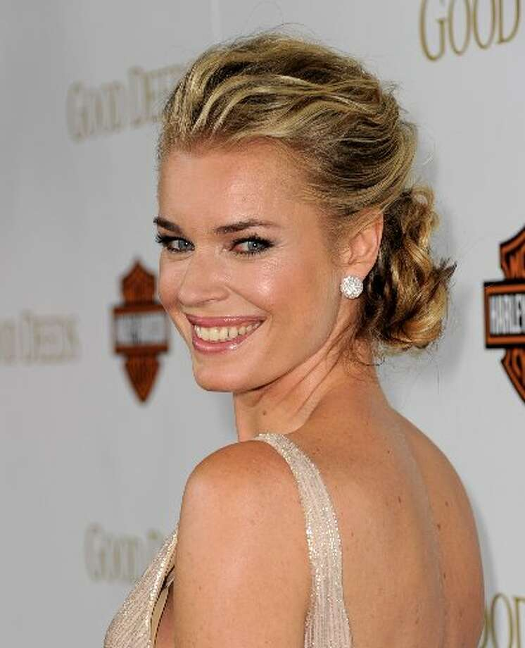 Actress Rebecca Romijn Photo: Kevin Winter/Getty Images