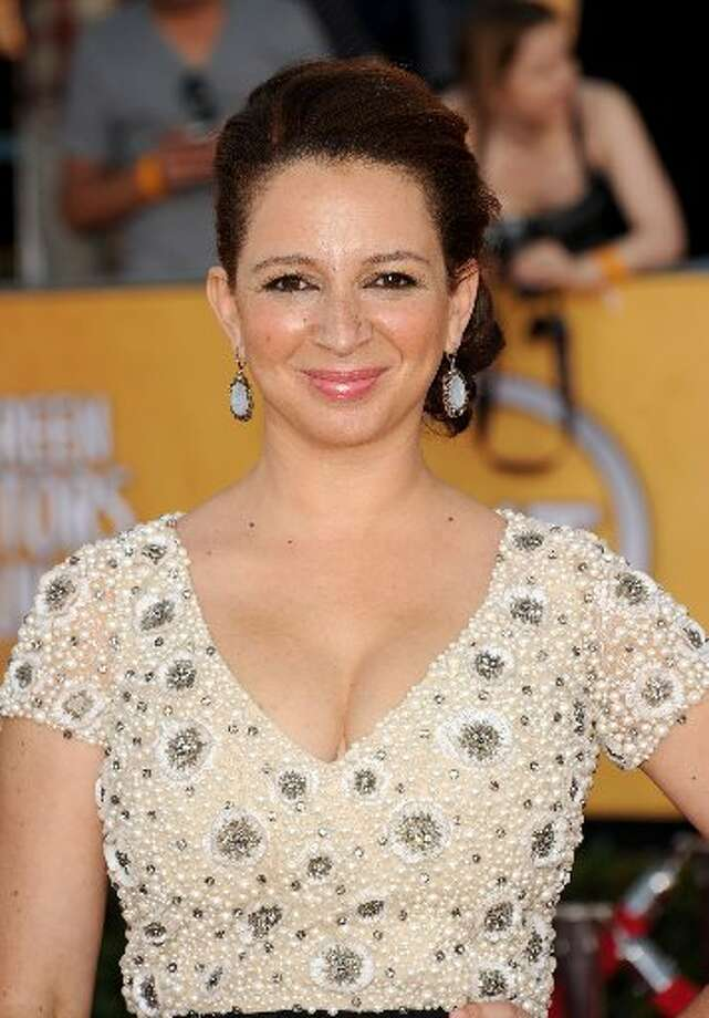 Comedienne Maya Rudolph Photo: Jason Merritt/Getty Images