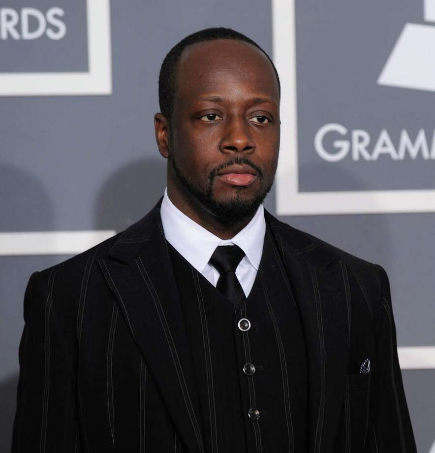 Singer/songwriter Wyclef Jean Photo: Chris Pizzello, AP / AP