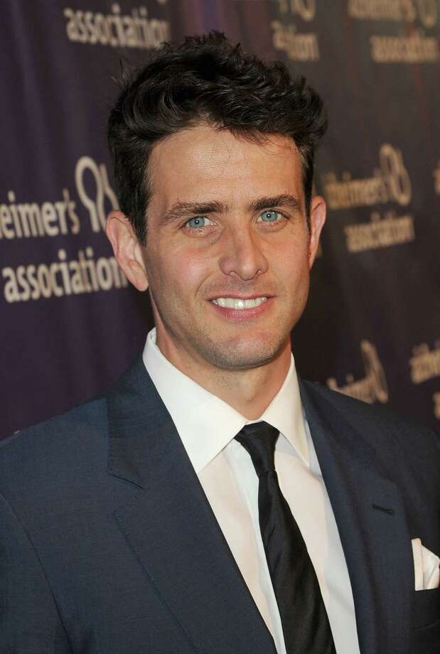 Singer/actor Joey McIntyre, December 31. Photo: Jason Merritt, Getty Images For Alzheimer\'s Association / 2012 Getty Images