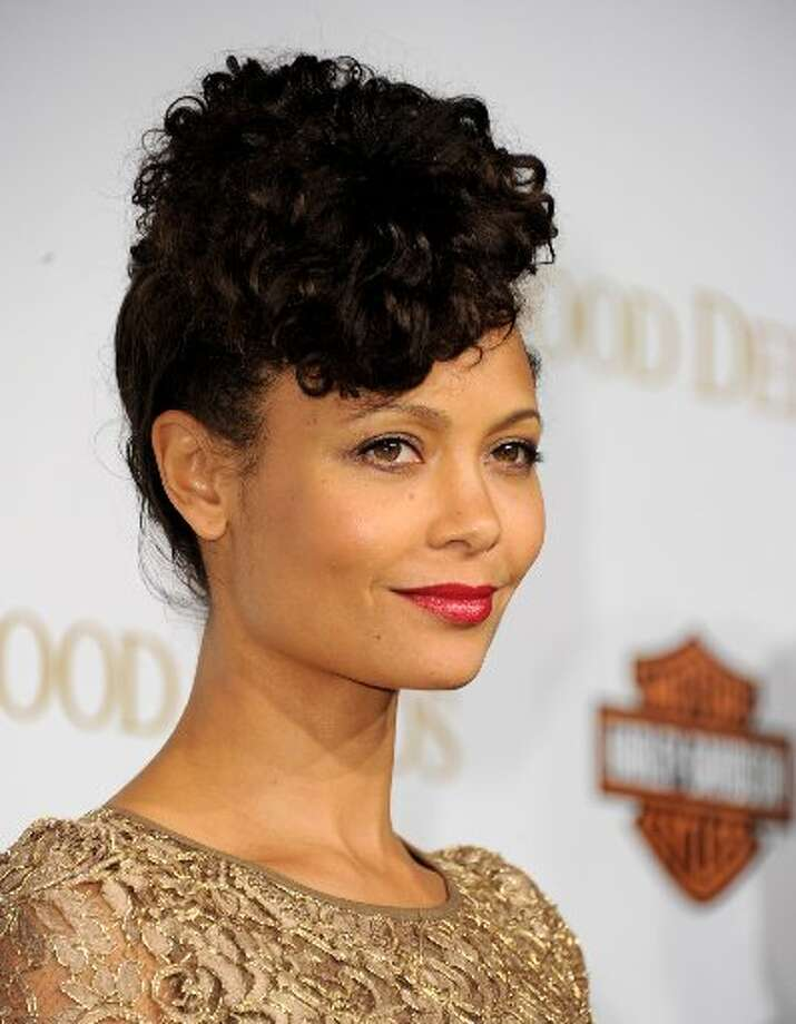 Actress Thandie Newton, November 6. Photo: Kevin Winter/Getty Images