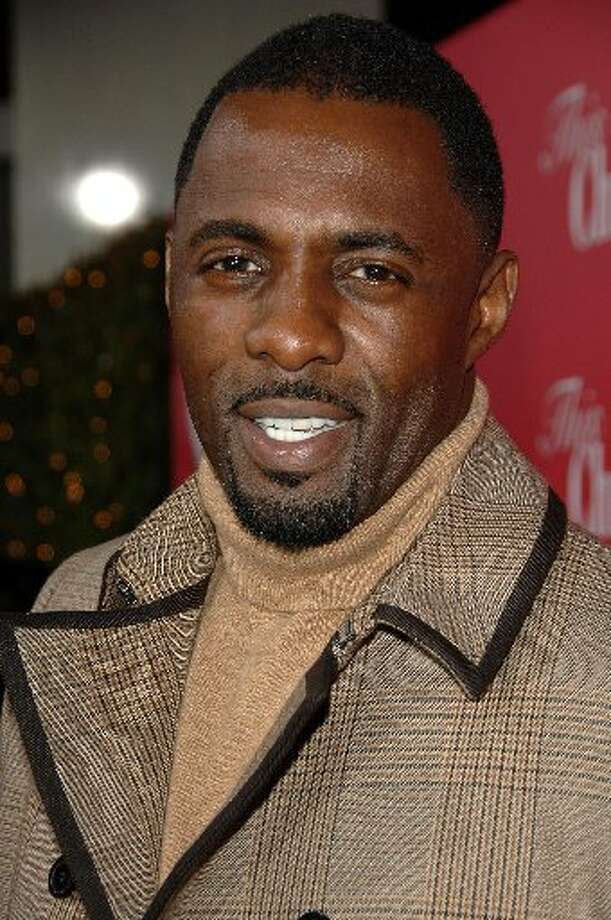 Actor Idris Elba, September 6. Photo: Stephen Shugerman/Getty Images