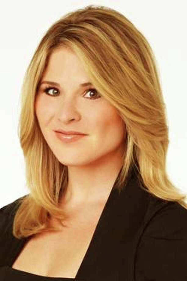 Jenna Bush addresses STAR Luncheon. Photo: Contributed Photo