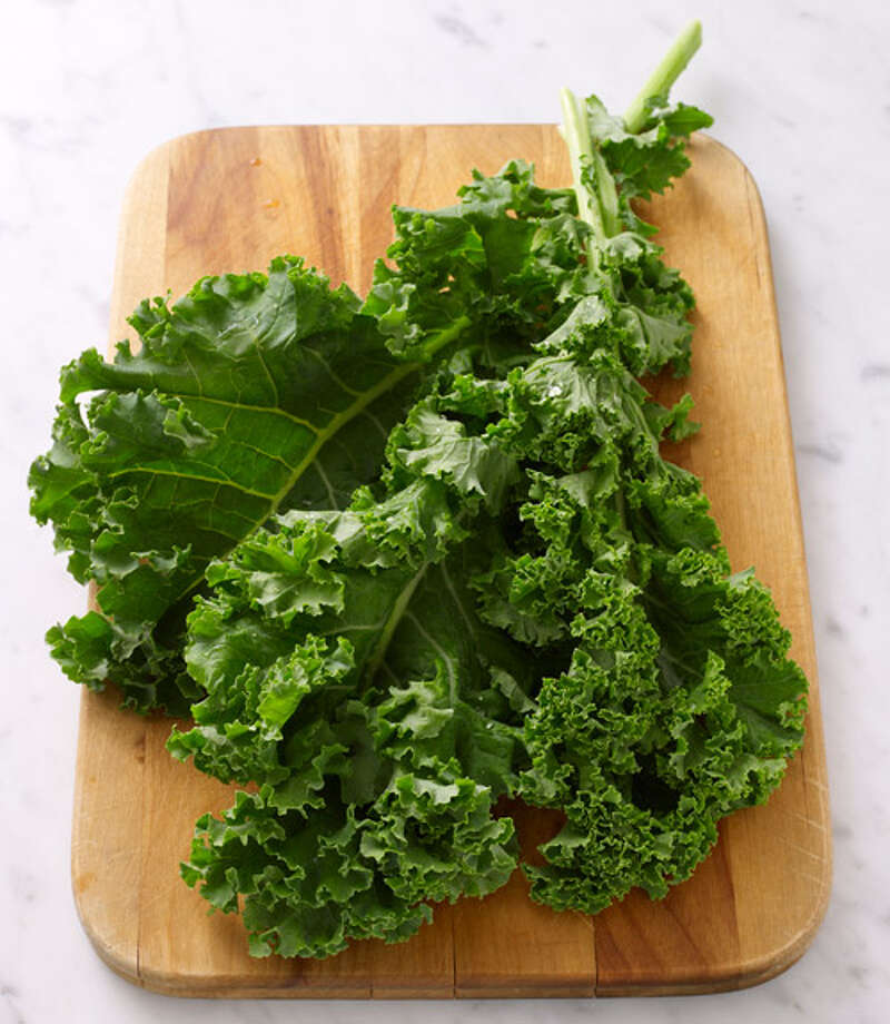 "It may not be easy being green, but it is sexy. Kale, spinach and other leafy greens are high in vitamin A, which is a great hormone-balancer because it supports proper endocrine function, says Balleck. ""These foods also contain iodine, an essential mineral for proper function of your thyroid and adrenal glands, which in turn help regulate your mood,"" she adds. It's hard to feel great about sex if you don't feel, well, great, so fill up on some greens.More from Woman's Day: 7 Foods That Boost Every Type of Bad Mood Photo: Alexandra Rowley/Getty, Getty Images / (c) Alexandra Rowley"