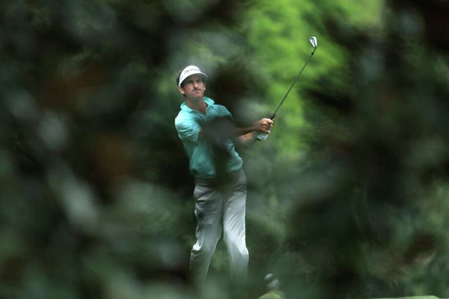 AUGUSTA, GA - APRIL 11:  Gonzalo Fernandez-Castano of Spain hits a shot from the fifth hole during the first round of the 2013 Masters Tournament at Augusta National Golf Club on April 11, 2013 in Augusta, Georgia. Photo: David Cannon, Getty Images / 2013 Getty Images