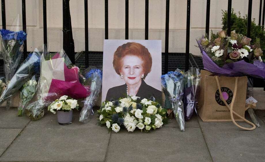 A reader reflects on the achievements of Margaret Thatcher after her passing on April 8. Photo: Will Oliver, AFP / Getty Images