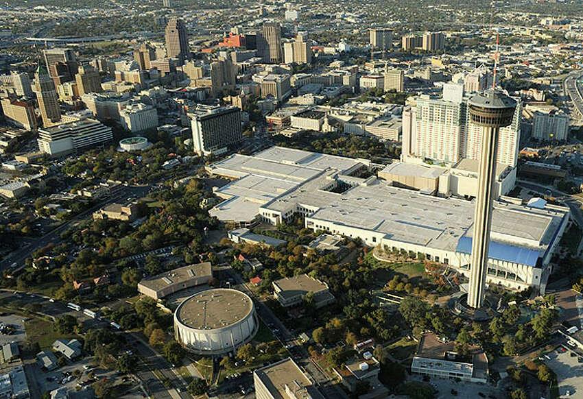 10. San Antonio, Texas Watts per person: 35.4