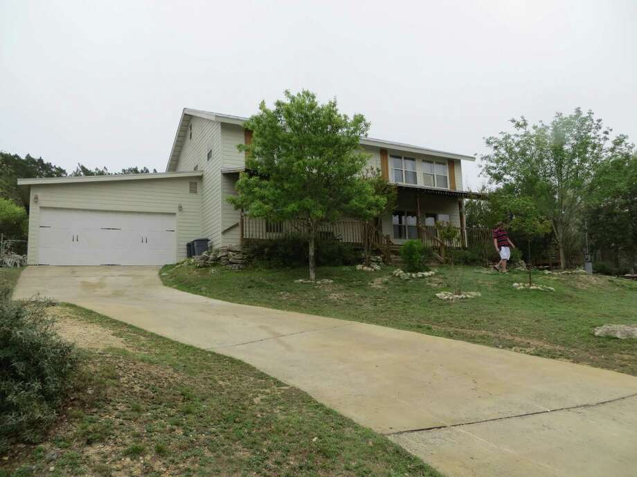 "Kerrville moved to start regulating group homes after complaints about this ""sober-living"" facility on East Lane. Photo: Zeke McCormack, San Antonio Express-News / San Antonio Express-News"
