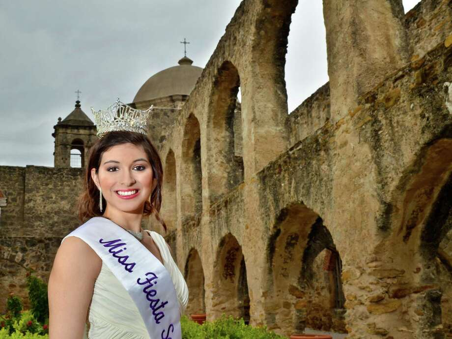 Miss Fiesta Victoria Flores Photo: Courtesy Photo