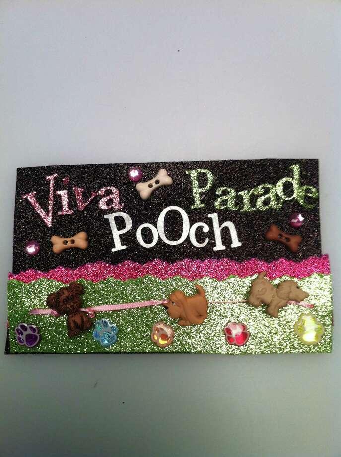 """""""Viva Pooch Parade"""" by Megan Hennigan, 10 Photo: Rene A. Guzman"""