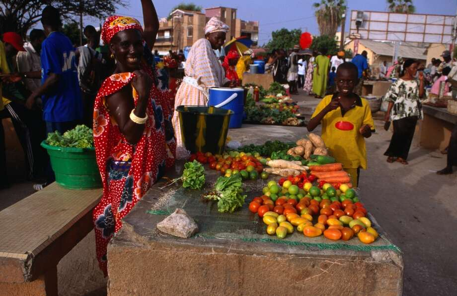 No. 6 SENEGAL (score: 6.7)