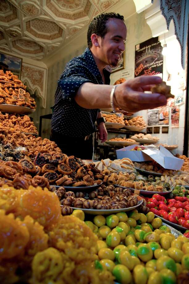 No. 3 MOROCCO (score: 6.7)